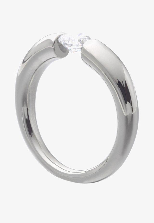 LATIUS  - Ringar - silver-coloured