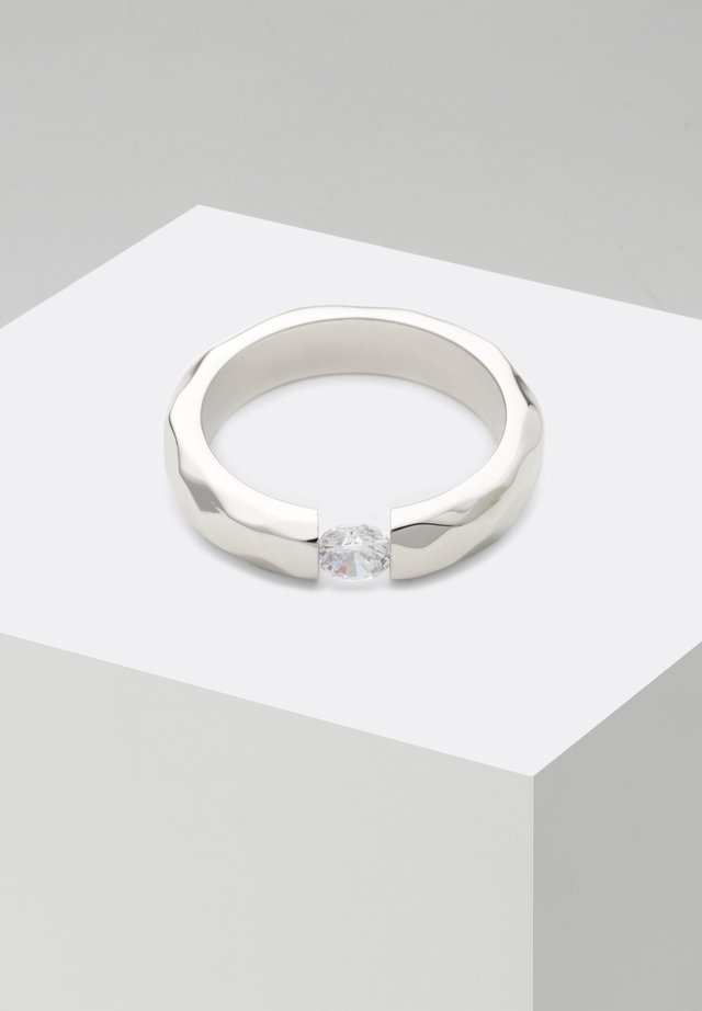 EXAS  - Ring - silver-coloured