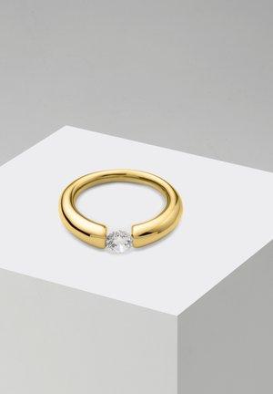 LATIUS  - Ring - gold-coloured