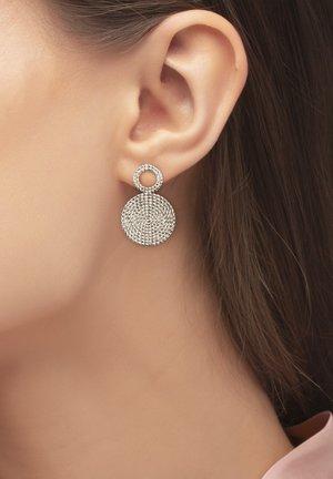 CLARI - Oorbellen - silver-coloured