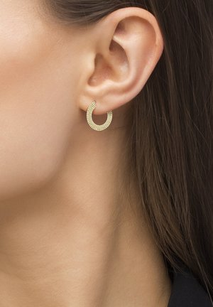 CLARI - Earrings - gold-coloured