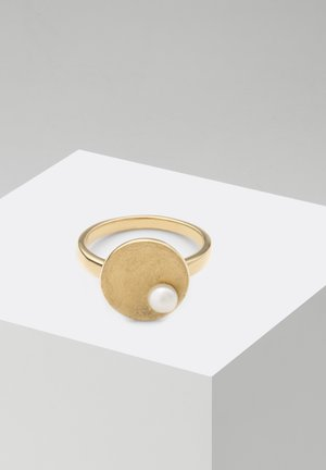 MIT PERL - Ring - gold