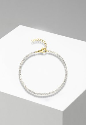 MIT SWAROVSKI STEIN WEISS GL - Bracelet - goldfarben