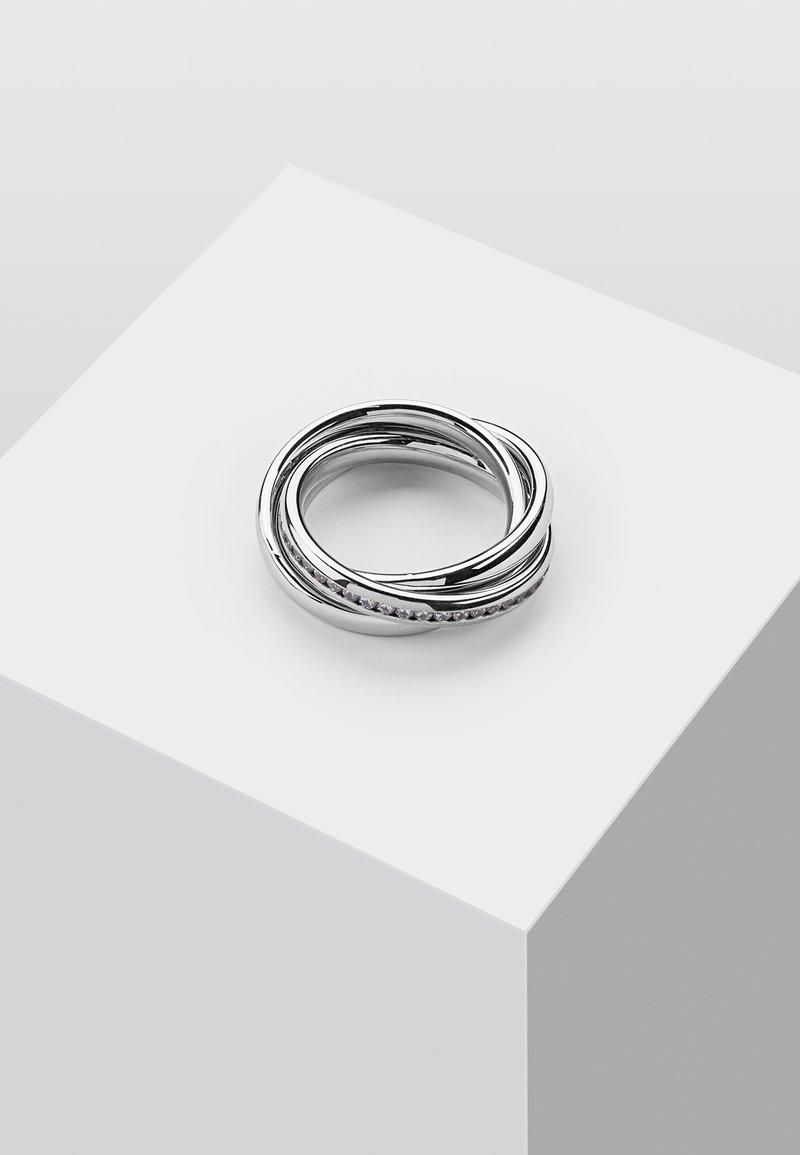 Heideman - MIT STEIN WEISS - Ring - silver-coloured