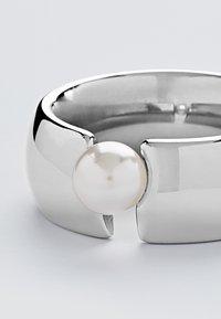 Heideman - MIT SWAROVSKI PERLE - Anello - silver-coloured - 2