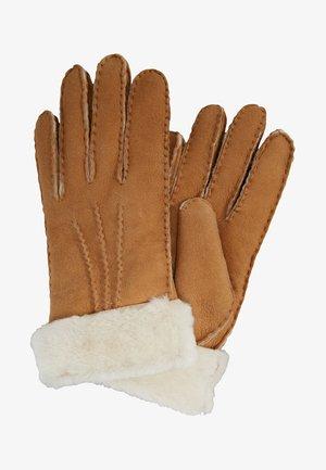 ILVY - Rękawiczki pięciopalcowe - honey