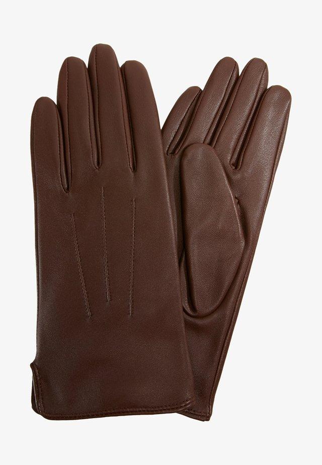 CARLA - Fingerhandschuh - tan