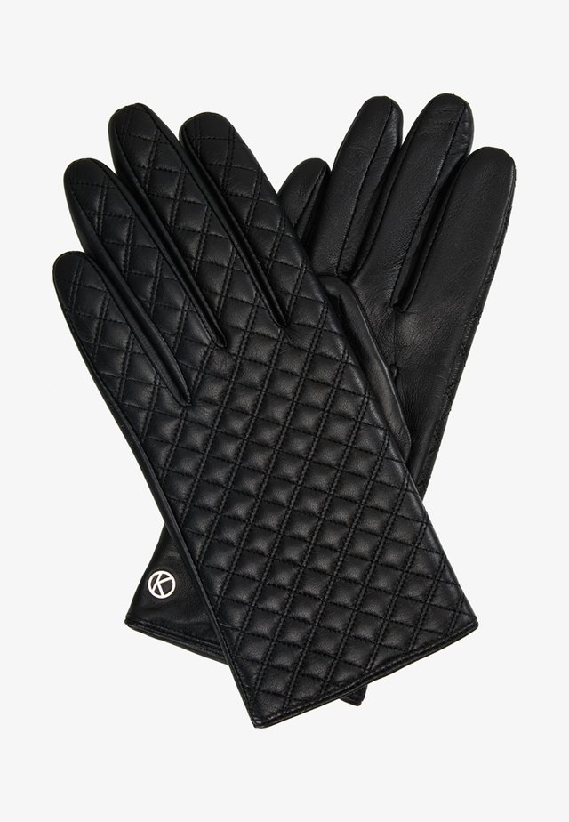 ELLA - Fingervantar - black