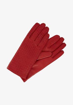 MILA - Fingerhandschuh - crimson