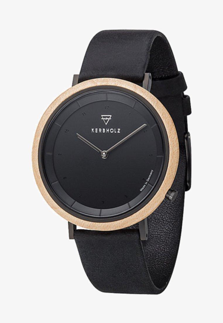 Kerbholz - Watch - black