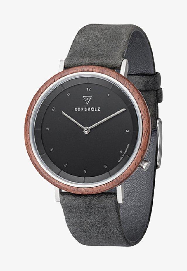 KERBHOLZ - Watch - gray