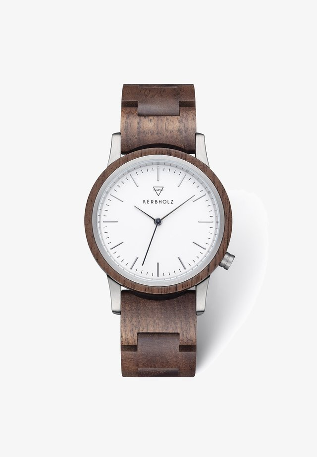 WILMA - Uhr - brown