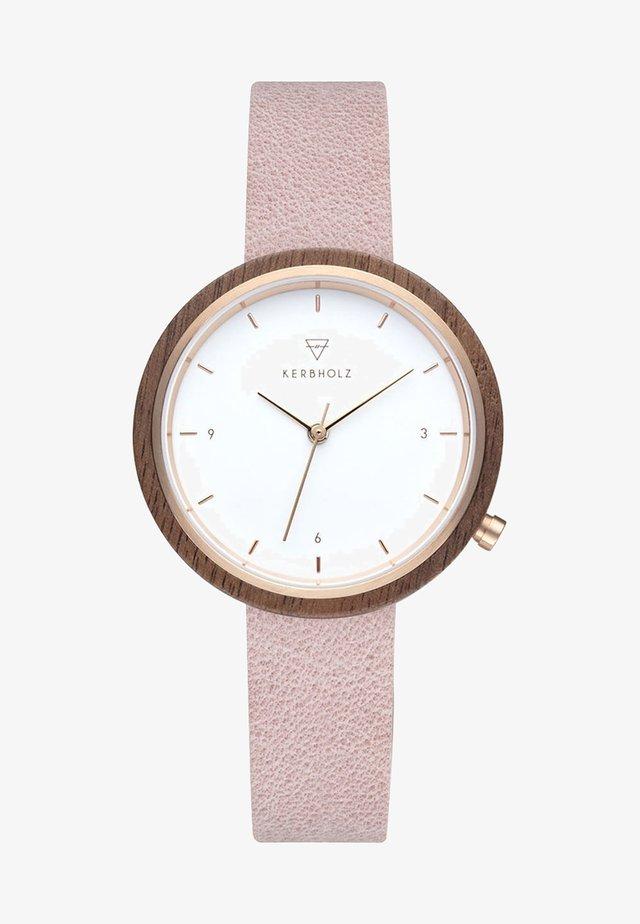 HILDE - Watch - rose gold