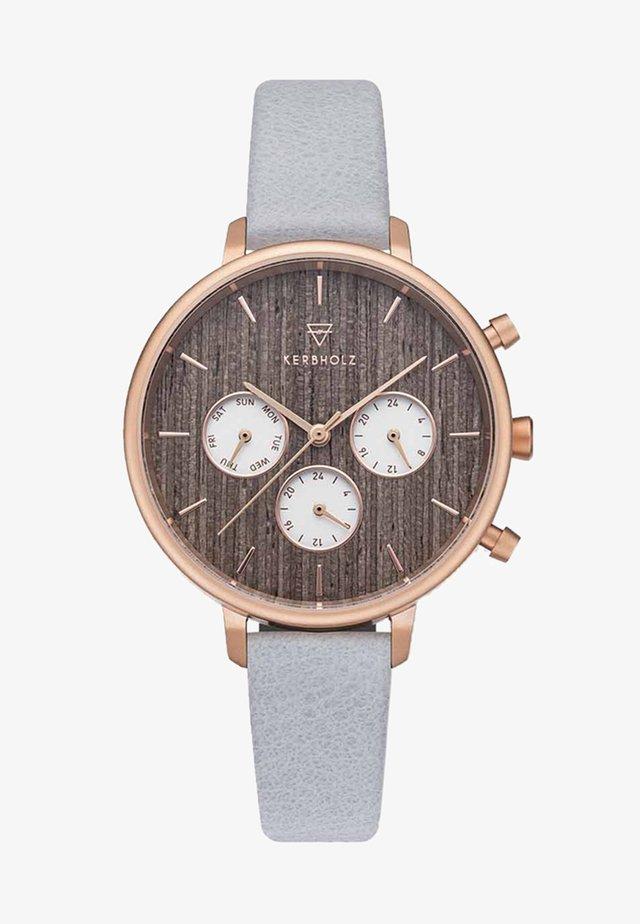 HELENE - Chronograph watch - rosa