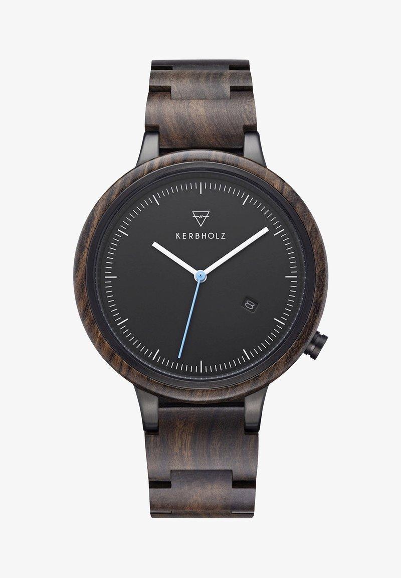 Kerbholz - Watch - dark brown