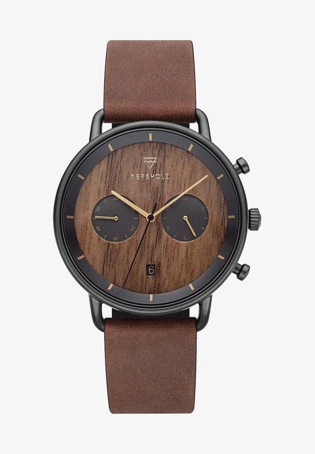 HERBERT - Chronograph watch - brown