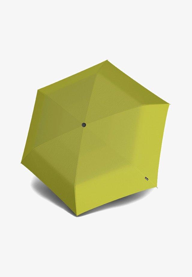 SLIM SMALL MANUAL - Umbrella - lemon