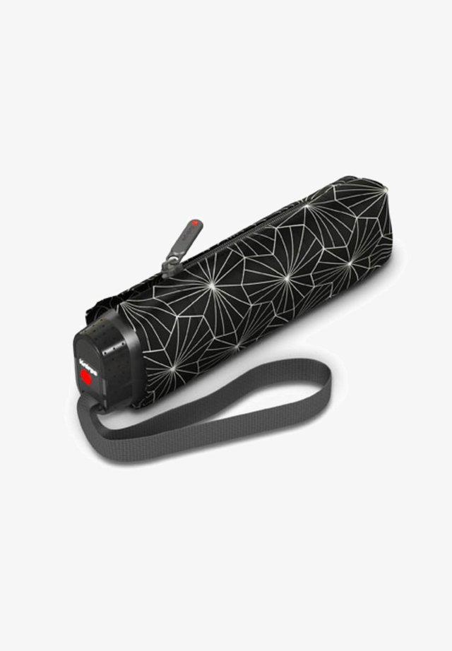 Umbrella - superthin lotus black