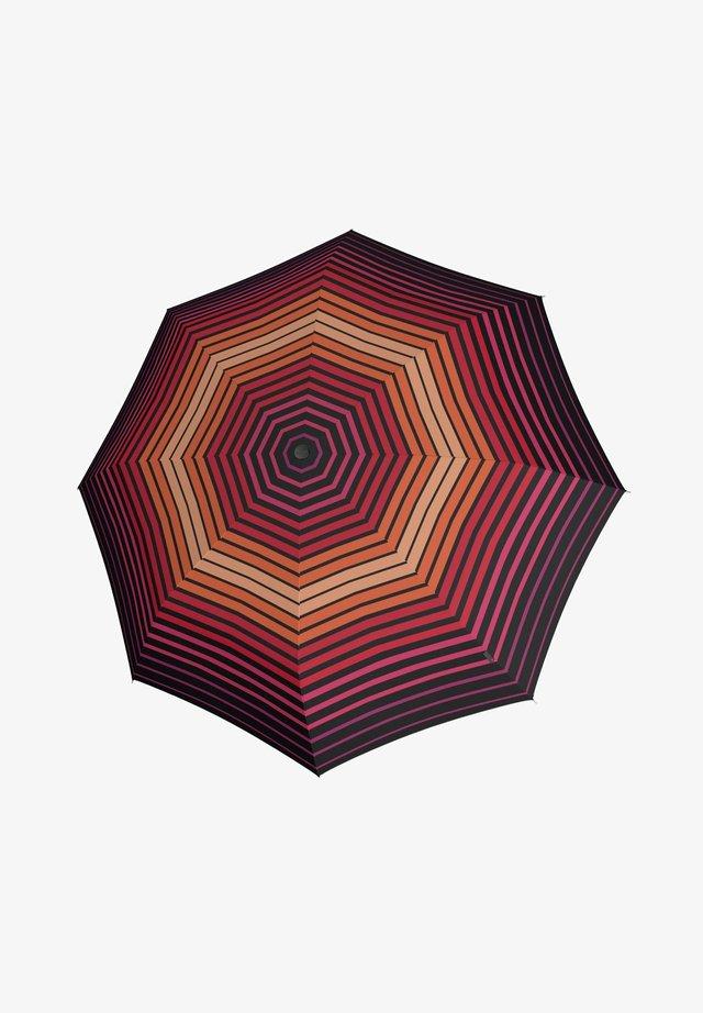 X1 - Umbrella - sunset