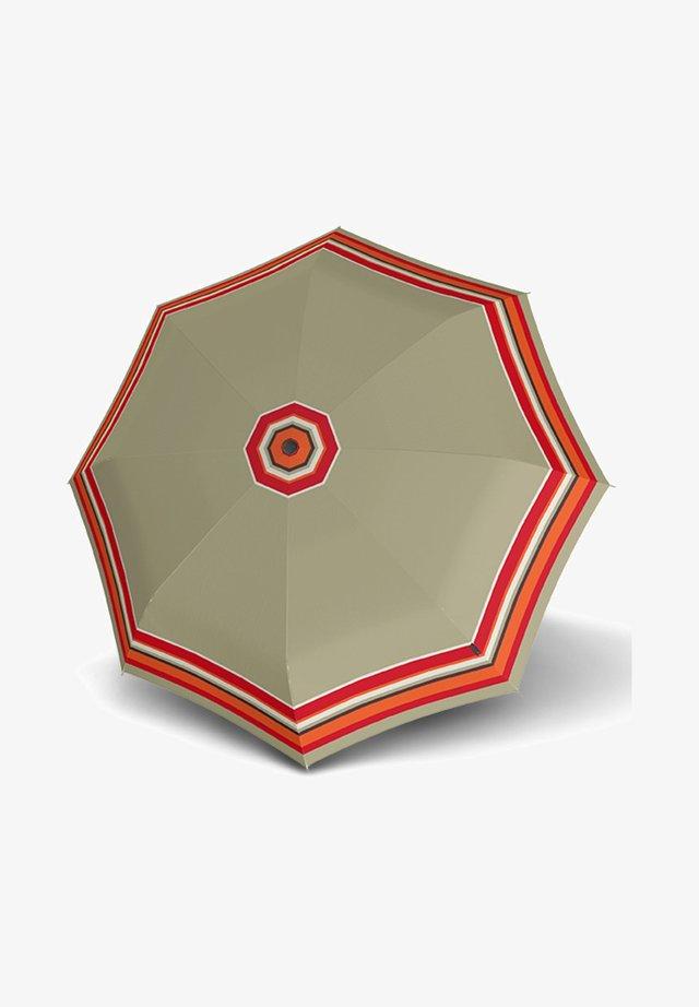 MEDIUM DUOMATIC - Umbrella - grace sand