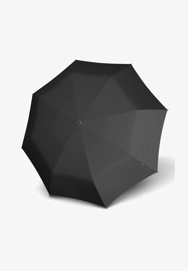T.703 STICK AUTOMATIC - Umbrella - men's print cube grey
