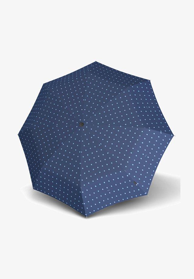 T MEDIUM DUOMATIC - Umbrella - kelly blue uv-protection