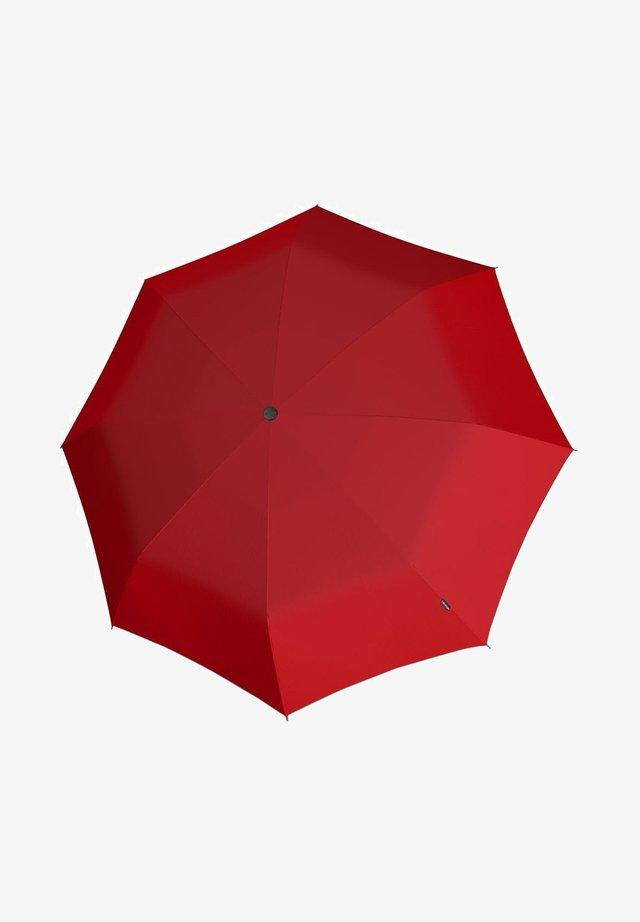 Umbrella - solid red