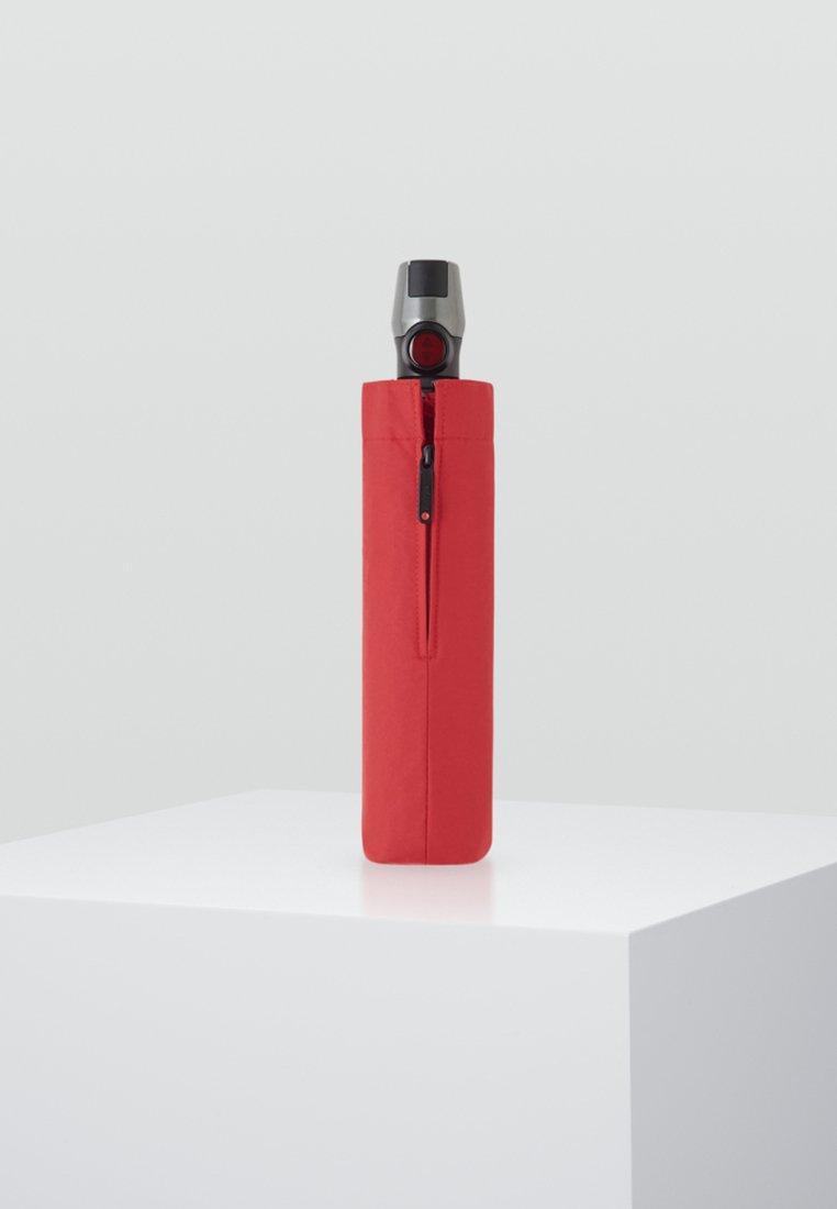 Knirps - MEDIUM DUOMATIC - Umbrella - red