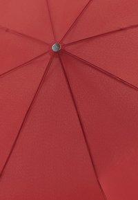 Knirps - MEDIUM DUOMATIC - Umbrella - red - 3