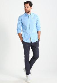 La Martina - SLIM FIT - Košile - blue bell - 1