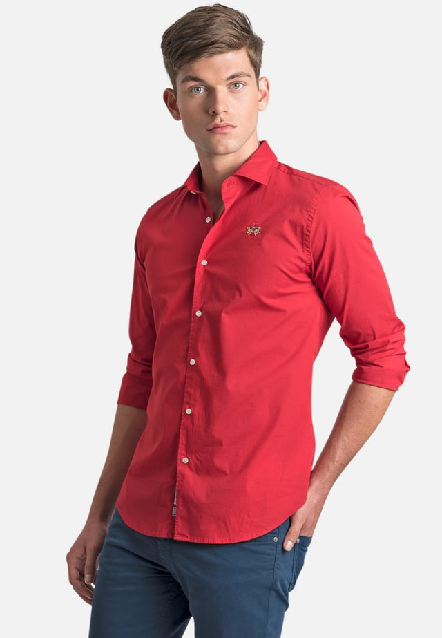 ANTONELLO - Camicia - red