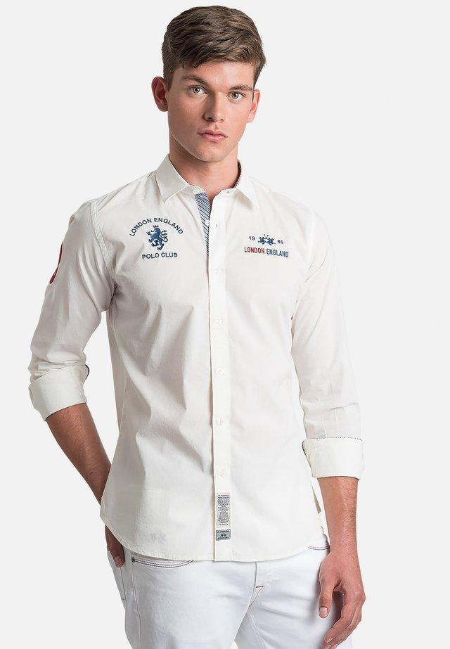 ORVAL - Hemd - off white