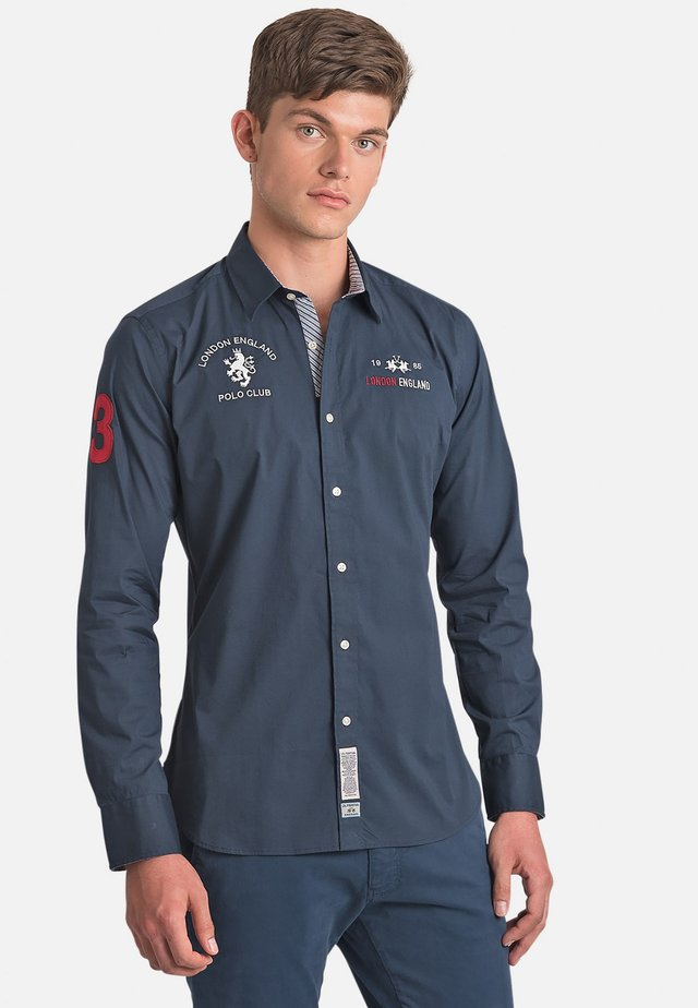 ORVAL - Camicia - navy