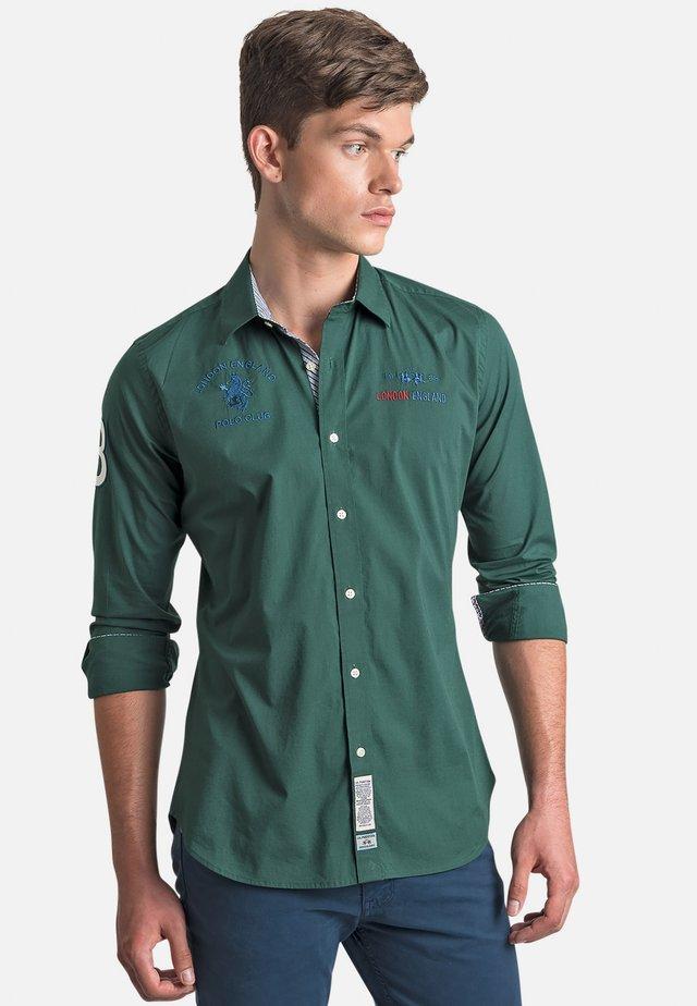 ORVAL - Hemd - green