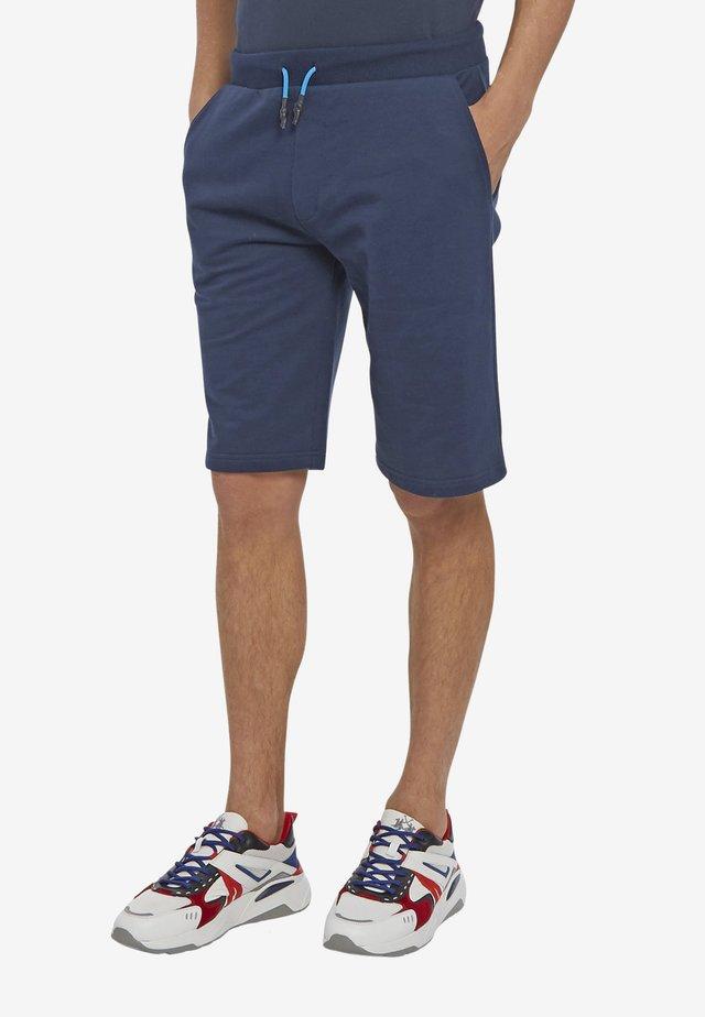 POZZUOLI - Shorts - navy