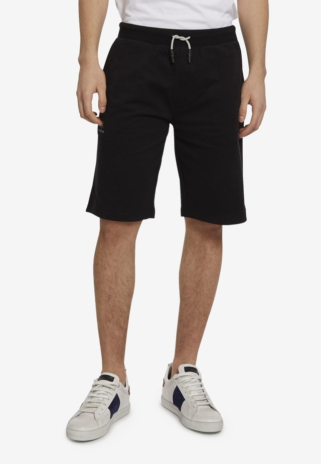 POZZUOLI - Shorts - black