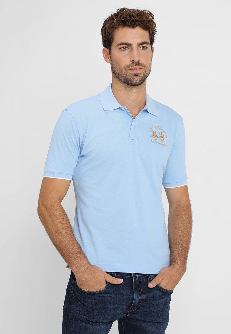 La Martina - MIGUEL - Polo shirt - blue bell