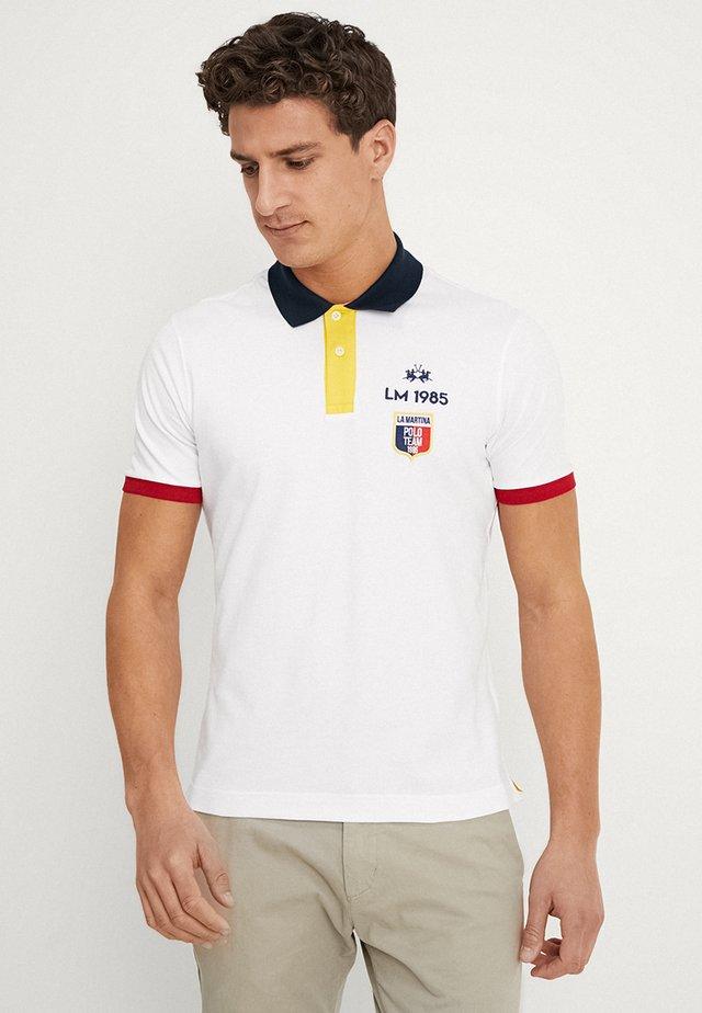 Poloshirts - optic white