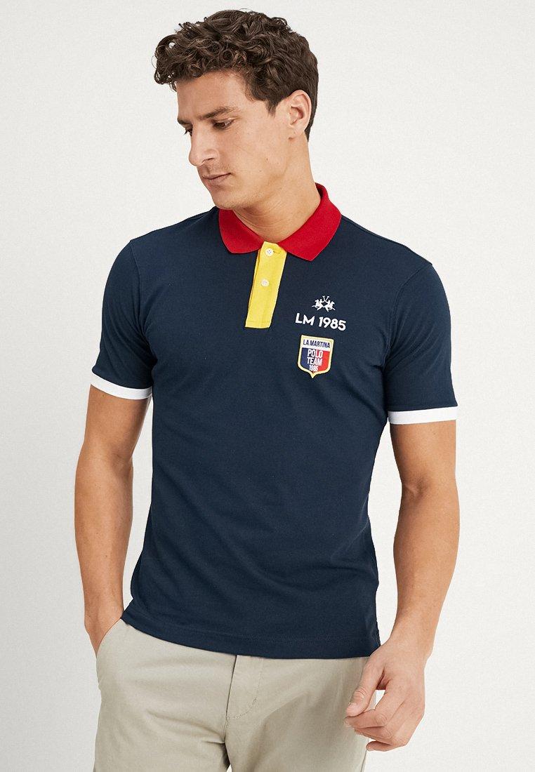 La Martina - Polo shirt - navy