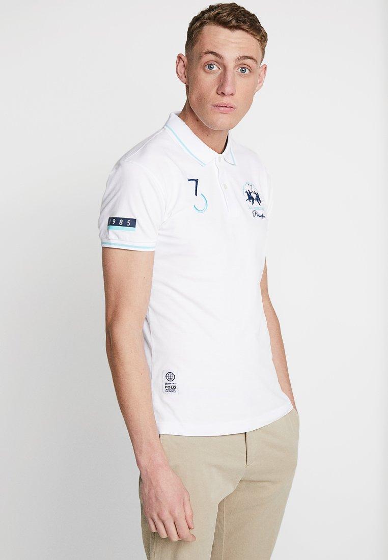 La Martina - Polo shirt - white