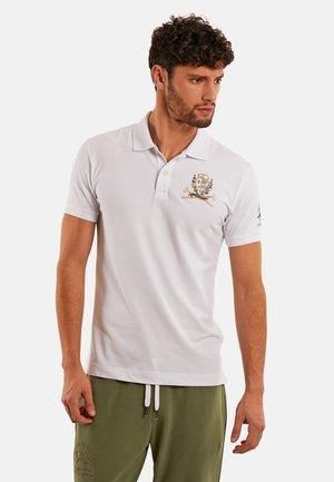 PIPPO - Polo shirt - optic white
