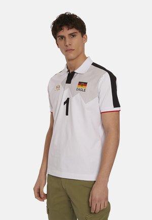 PHILO - Polo shirt - optic white