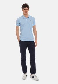 La Martina - MAN PIRI - Polo shirt - blue bell - 1