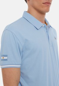 La Martina - MAN PIRI - Polo shirt - blue bell - 3