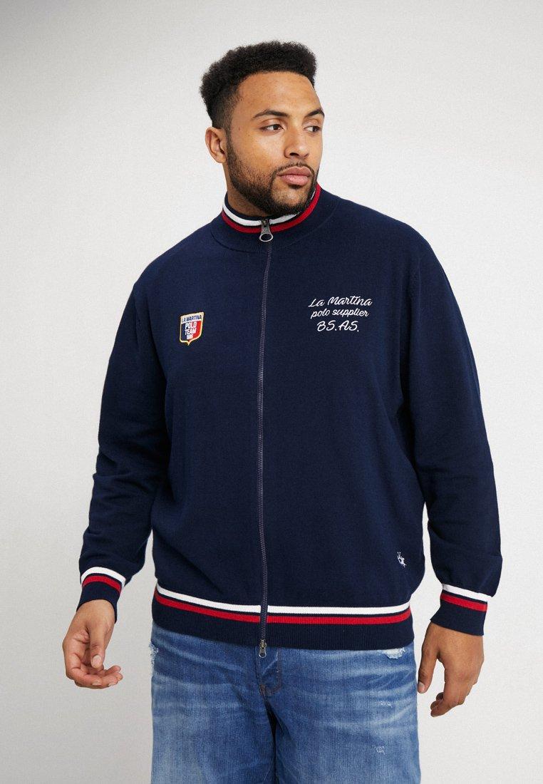 La Martina - Zip-up hoodie - navy