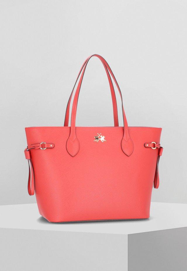 VALENTINA - Handtasche - pomegranate