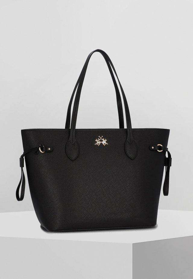 VALENTINA - Handtas - black