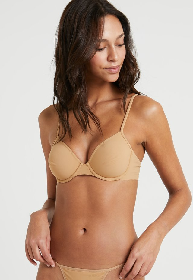 BRA UNDERWIRE COPPA - Underwired bra - nude