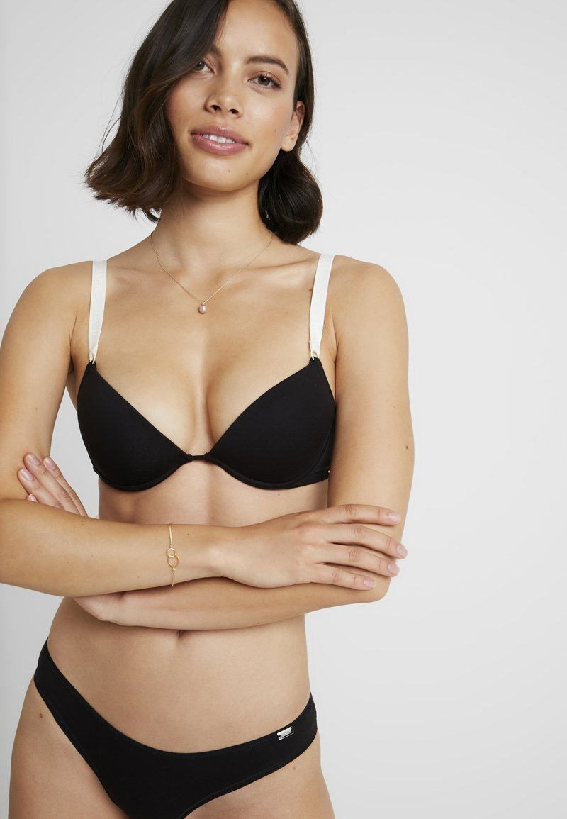 La Perla - SOFT TOUCH PADDED WITH WIRE - Push-up bra - black