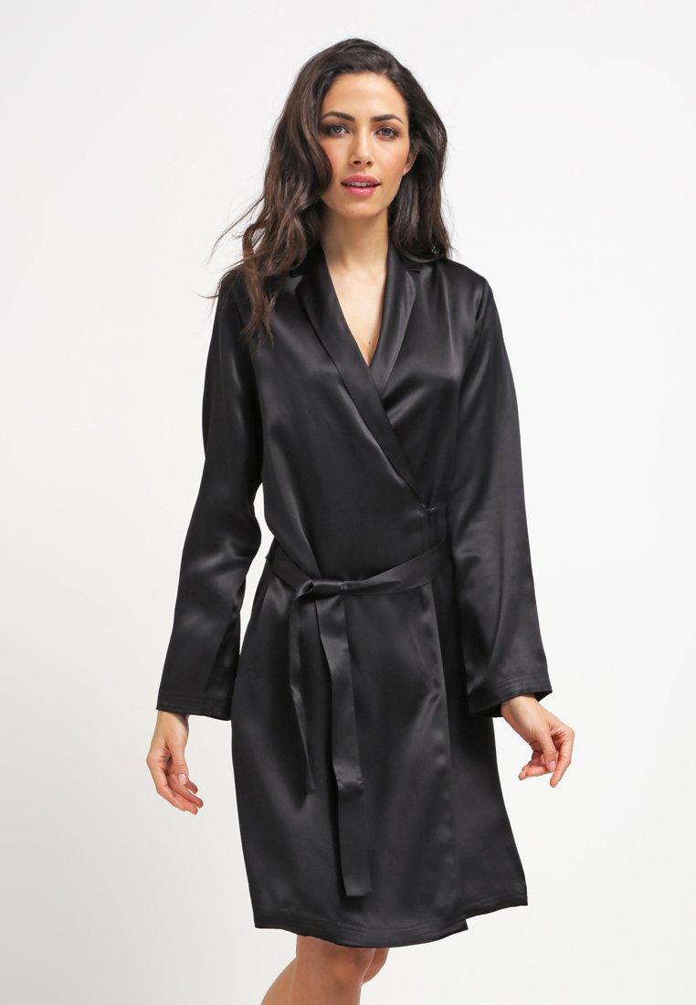La Perla - VESTAGLIA CORTA - Dressing gown - nero